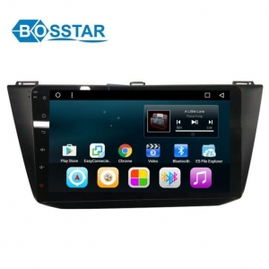 China Android 6.0 Car DVD GPS Navigation Stereo Radio for VW TIGUAN 2016 on sale