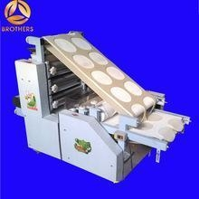 China Production Line Type and croissant bread cake pizza hamburge Usage pita bread production line on sale