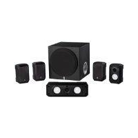 China Yamaha NS-SP1800BL 5.1-Channel Home Theater Speaker Set on sale
