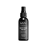 NYX Cosmetics Make Up Setting Spray, Matte Finish/Long Lasting, 2.03 Ounce
