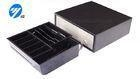 China POS Cash Box With Coin Sorter Tray / Touch Button Cash Drawer 14.1 inch 360T on sale