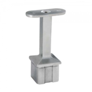 China Hot-sell stainless steel Adjustable tube handrail bracket on sale