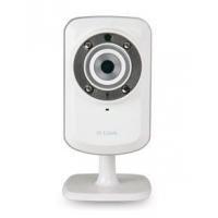 D-Link DCS-932L Wireless N Day/Night Home Network Camera - VGA 1/5 CMOS Sensor, Removable IR-C
