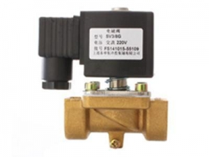 China SV-G Water Solenoid Valve on sale