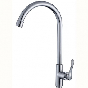 China Commercial Kitchen Faucet Brushed Nickel AASS Test 24 Hours on sale