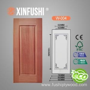 China High Quality Moulded Wood HDF Door Skin on sale