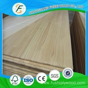 China Prices on Finger Jointed Wood Board on sale