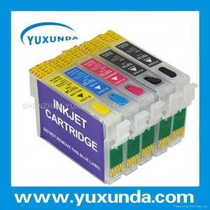 China C110 C120 D120 Refillable Inkjet Cartridge on sale