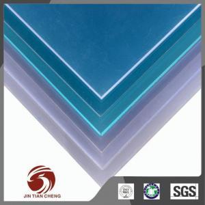 China Semi Transparent Thin Hard Clear PVC Plastic Sheets Rolls on sale
