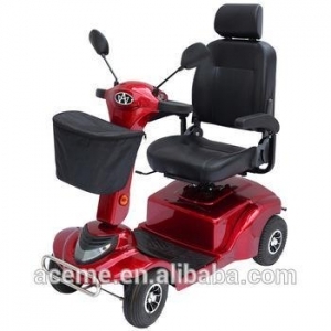 China power-operated vehicle electric motor scooter for handicapped and Disabled on sale