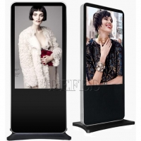 China Commercial Terminal Shopping mall Android ad display on sale