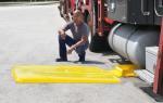 Oil Spill Kits 150 Gal Pop Up Pool Plus