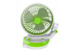 China UN3636F Foldable Rechargeable LED Mini Fan on sale
