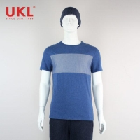 100%Cotton Fabric Customized Color Space Dyed Fabric Men's Apparel