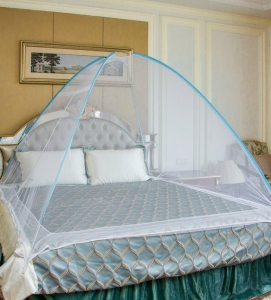 China Glass fiber stands pop up mosquito net on sale