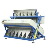 Coffee bean color sorter