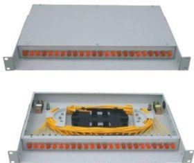 China FC Dummy drawer Fiber Optic Patch Panel apply he branch connection of fiber termination on sale