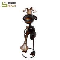 China Metal Flower Stand Modern Animal Figurine Handmade ant decoration metal on sale