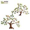 China Iron Wall Hanging Indoor Custom Decoration Metal tree wall art iron for sale