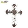 China Iron Wall Hanging Custom Design Metal Art Artificial decorative wall art for sale