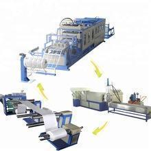 China EPS styrofoam recycling making machine on sale