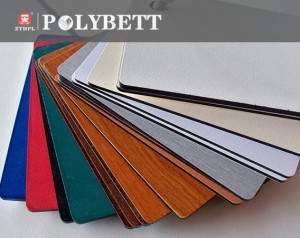 China High Pressure Laminate Lijie Brand Formica HPL Solid Color High on sale