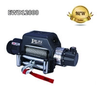 China 2 Speed Electric Winch Dual Speed Electric Winch 12000 lbs With Patent Clutch on sale