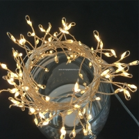 China Decorative Lights 100LEDs 9.84FT Fairy Lights Outdoor Strings Lights on sale