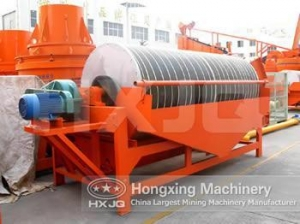 China Dry Magnetic Separator on sale