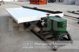 China Concentrator table on sale