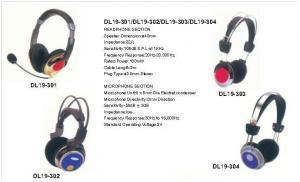 China Dynamic Headphone on sale