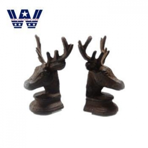China Decoration Cast Iron Cast Iron Antler Book on sale