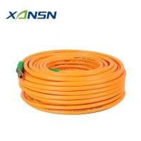 New Brand 2018 Twin Line Air Hose High Pressure Rubber Air Hose With Promotional Price