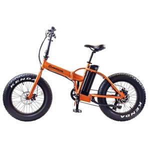 China CPR-20 20 inch 48V500W Fat Tyres Foldable E-MTB on sale