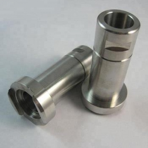 China Automation equipment spare parts of CNC machining stainless steel lathing bushing on sale