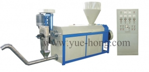 China PVC90.105.120 rigid plastic recycling granulator on sale