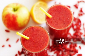 China Ningxia Goji Berry Concentrate Juice on sale