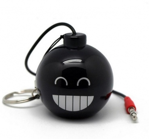 China AWS092 Active Mini Bomb Speaker on sale