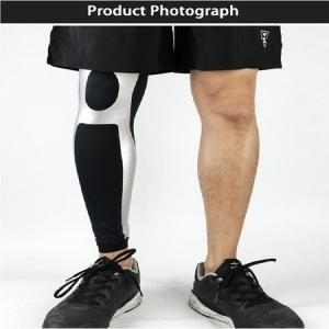 China Copper knee sleeve pain relief laser sportswear on sale