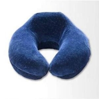 China Disposable neck pillow memory foam travel cover on sale