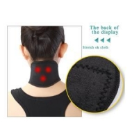China Custom logo neck warmer pain support brace on sale