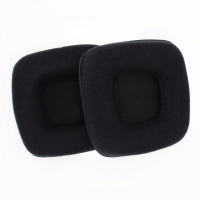China Velour ear pads cushion for Banshee StarCraft II Gaming Headset Headphones on sale