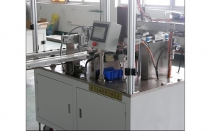 China Positioning Spring Automatic Assembly Machine on sale