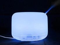 China 300ml LED Lights Electric Aromatherapy Essential Oil Aroma Diffuser on sale