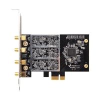 China AC1900Mbps Wireless Dual Band PCI Express Adapter BCM4360 4*5db Antennas on sale
