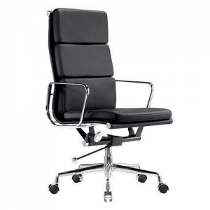 China Economical Highback strong manager chair Eames office chair seating on sale