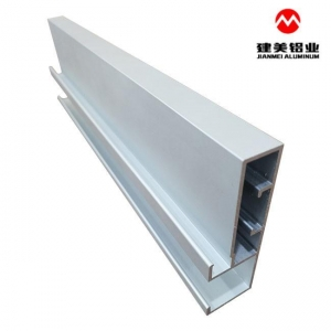 China China Jianmei Aluminum Profile for Kitchen Cabinet, Kitchen Cabinet Aluminium Extrusion on sale