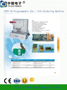 China Pulse Heated Pcb Welding Machine With Lcd Display Hot Bar Soldering Machine For Pcb on sale
