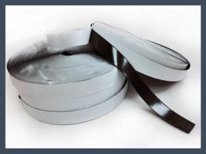 China Nylon normal temperature back adhesive hook and loop (hot melt adhesive) on sale