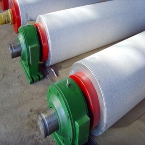 China Artificial Stone Press Roll on sale